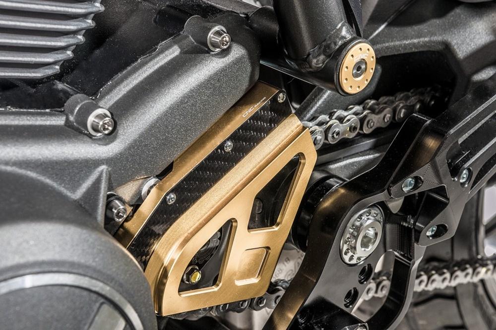 Аксессуары CNC Racing для Scrambler Ducati