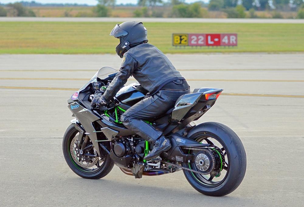 Brock's Performance: самый быстрый Kawasaki H2 2015