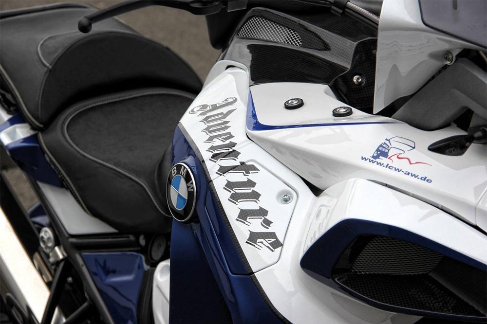 Спортивно-туристический BMW R1200GS Adventure