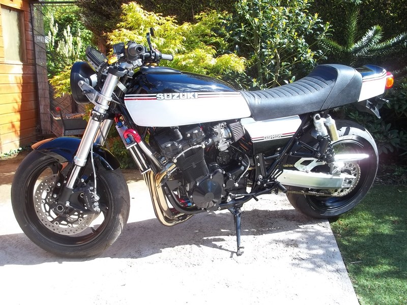 Стрит Suzuki GS1157