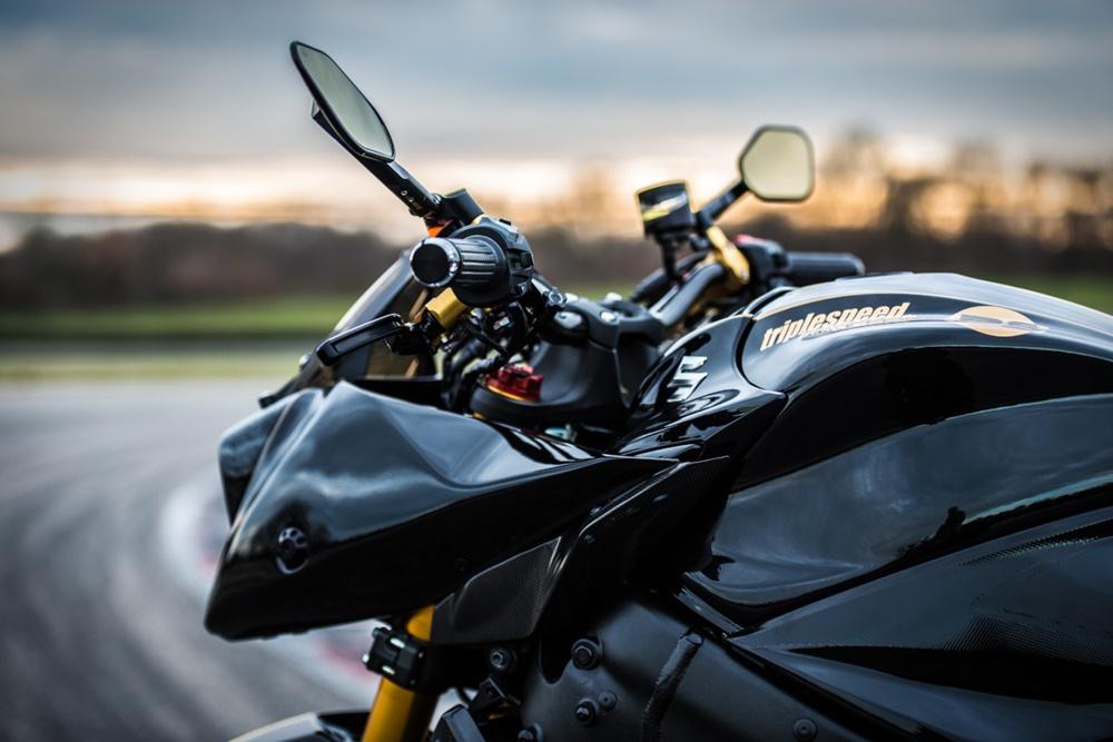 Мотоцикл Triplespeed Suzuki GSX-S1000 Tsurugi