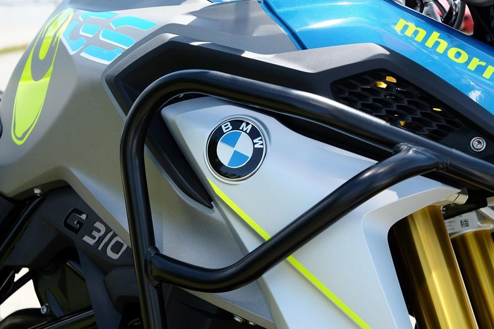 Ателье Hornig представило тюнингованный BMW G310GS