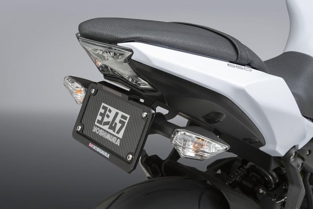 Выхлопные Yoshimura для Kawasaki Z650 / Kawasaki Ninja 650 2017