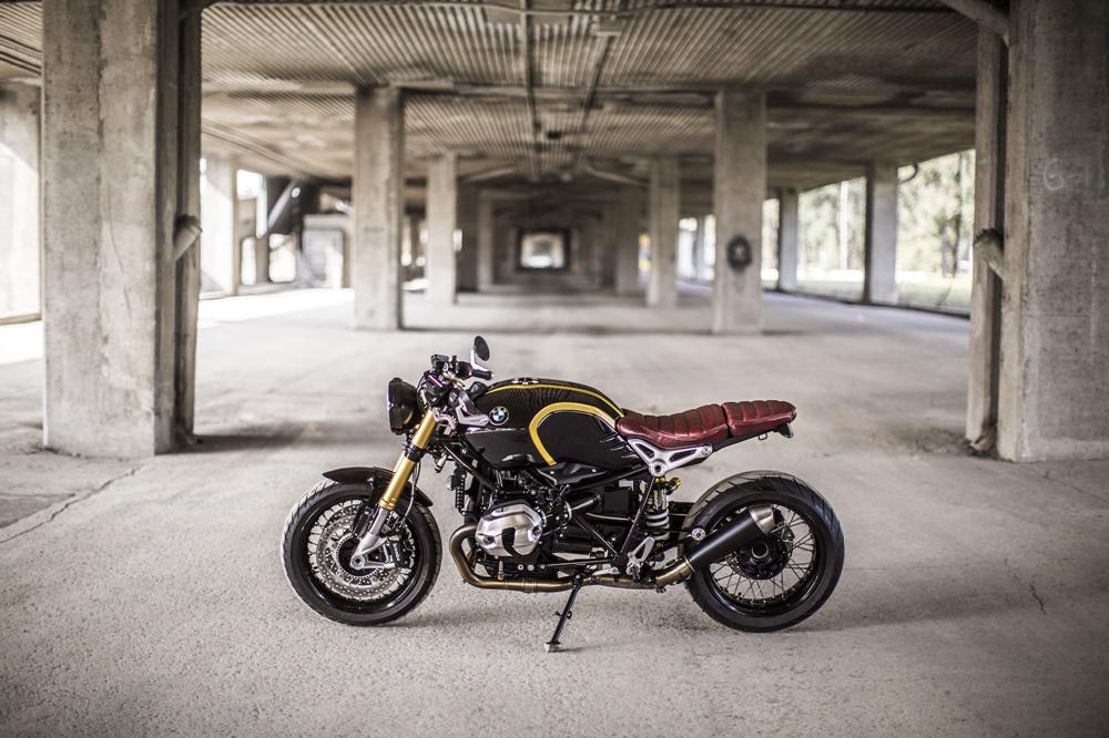 Мотоциклы BMW R nineT Montreal