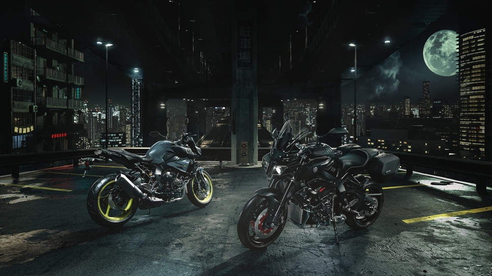 Аксессуары для мотоцикла Yamaha MT-10