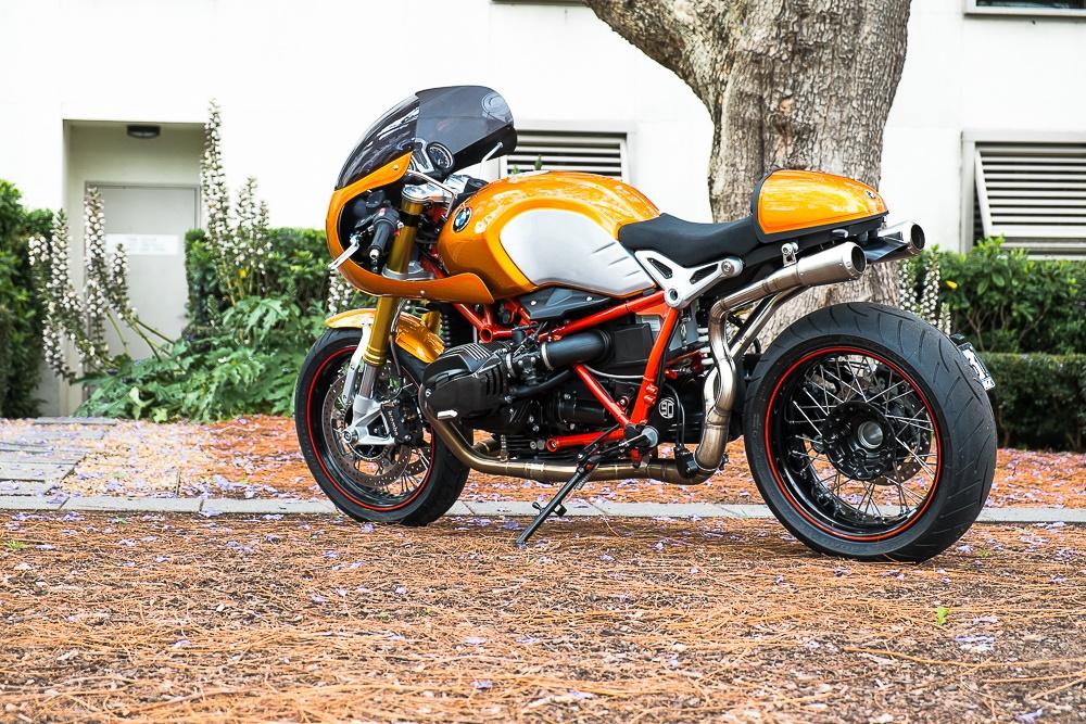 BikeBiz: мотоцикл BMW R nineT Sun Kist