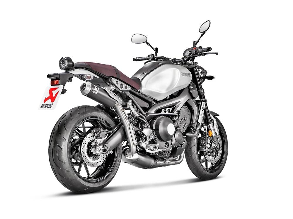 Выхлопные Akrapovic для Yamaha XSR900