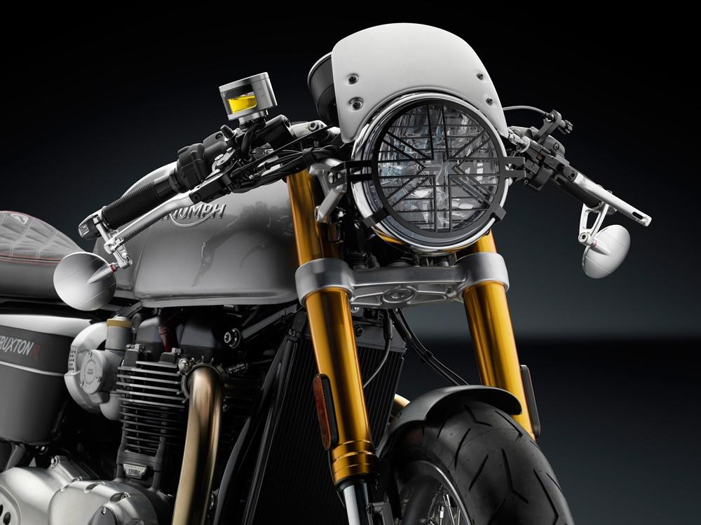 Аксессуары Rizoma для Triumph Thruxton R / Bonneville T120