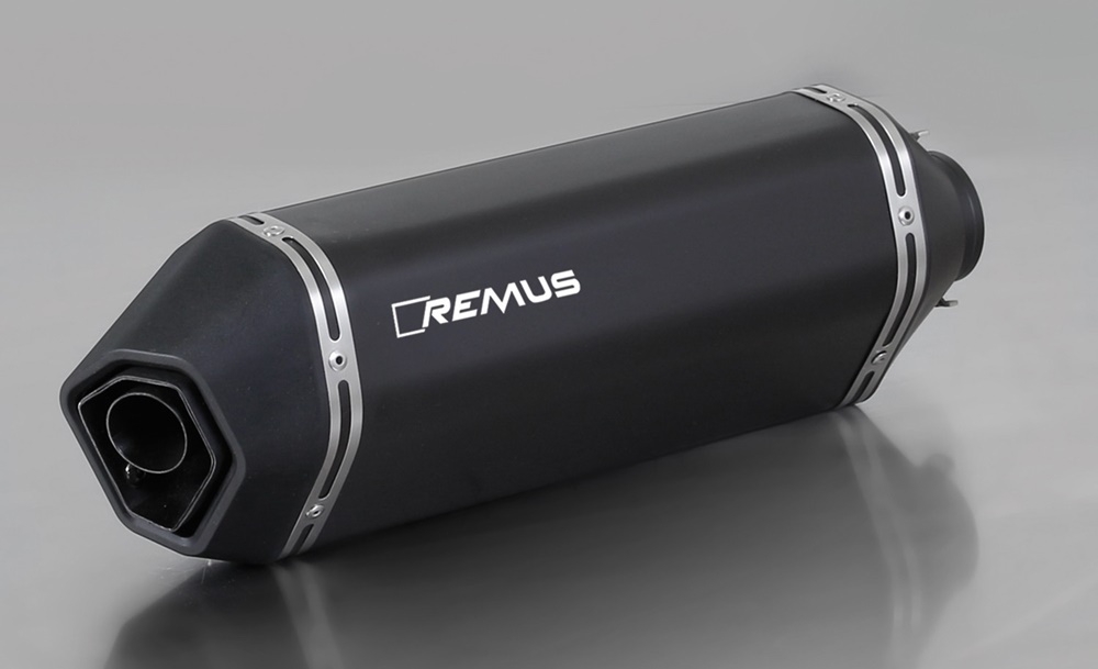Глушители Remus Okami  для Honda CRF1000L Africa Twin 2016