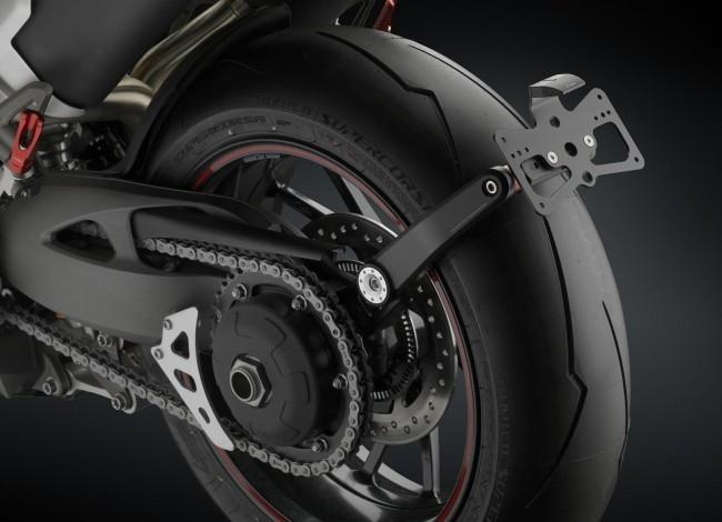 Аксессуары Rizoma для мотоциклов Triumph Speed Triple 1050 S/R 2016-2017