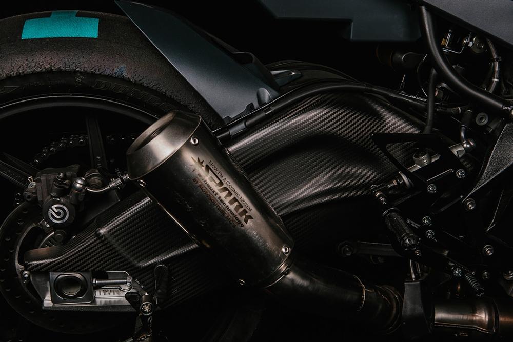 Motokouture Motorcycle: супербайк BMW S1000RR VDC#92/MK30