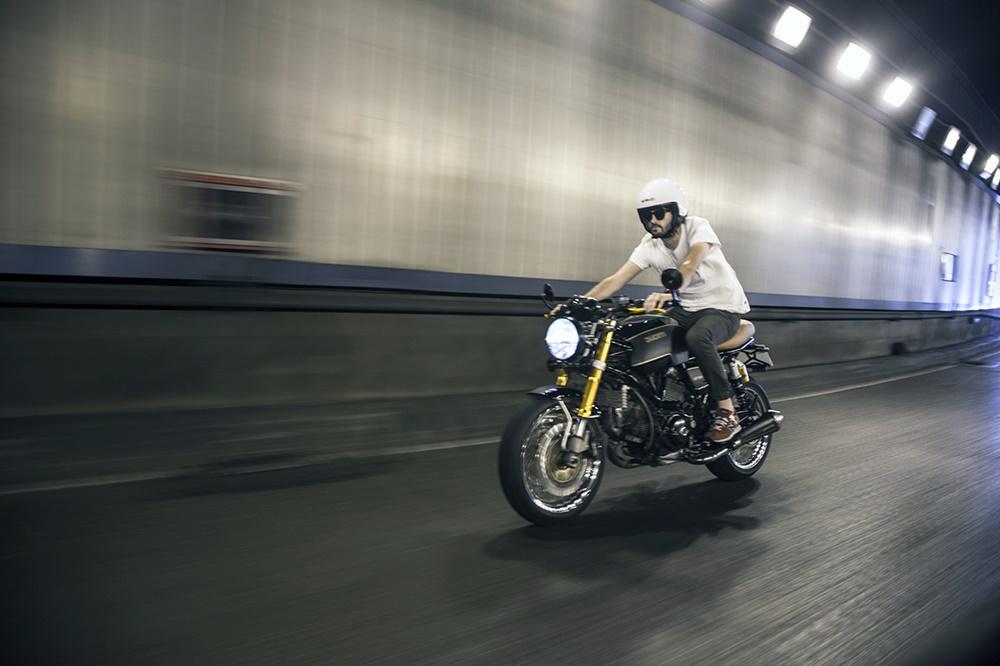 Мотоцикл Nitro Cycles Ducati GT1000