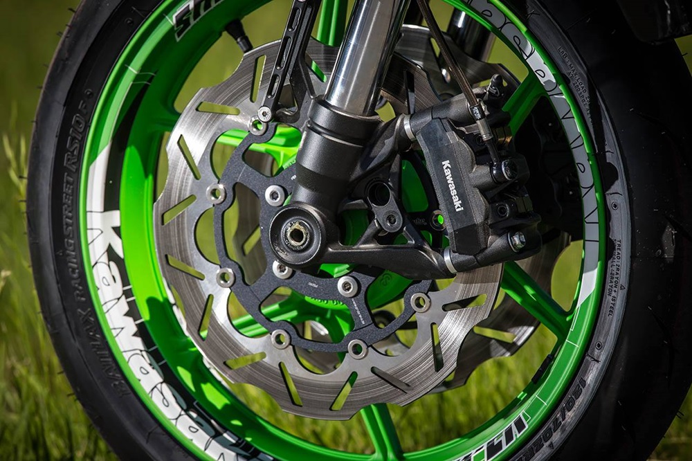 SuperSys: Kawasaki Versys 650 Turbo от Motorrad Holy