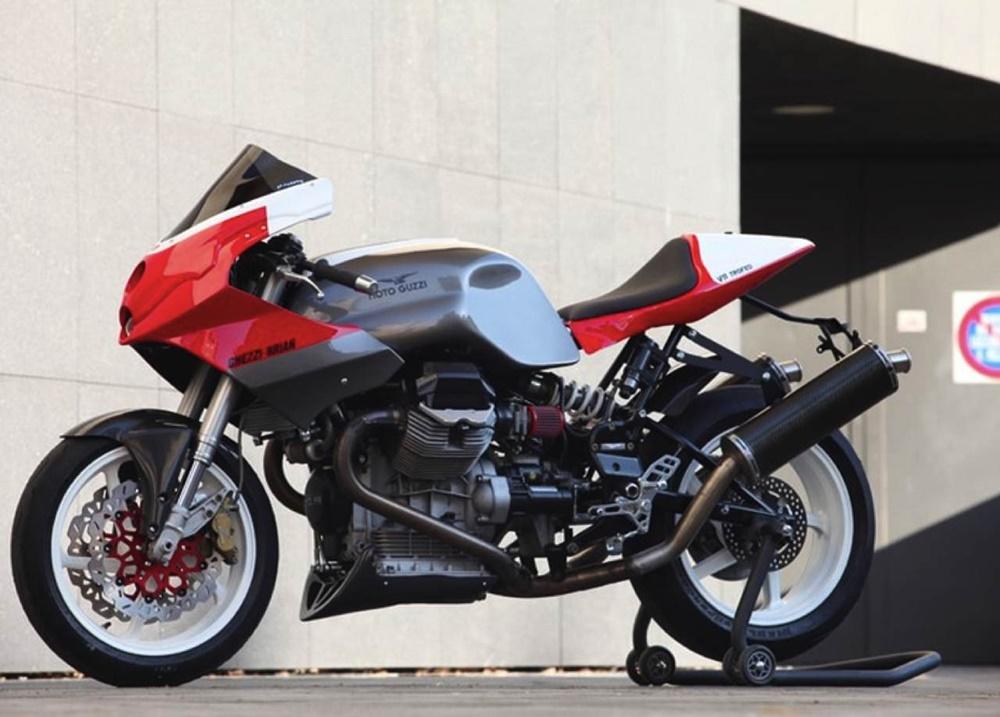 Мотоцикл Ghezzi-Brian V11 Trofeo