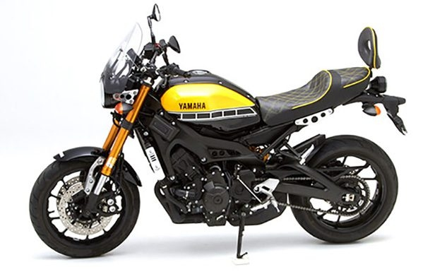 Седло  Corbin Gunfighter & Lady для Yamaha XSR900