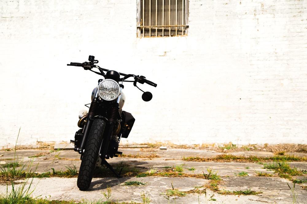 Standard Motorcyle Co.: скрэмблер Triumph Street Twin