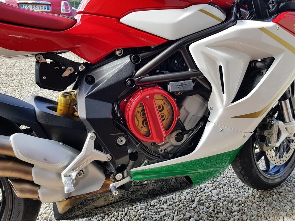 Аксессуары CNC Racing для 3-цилиндровый мотоциклов MV Agusta