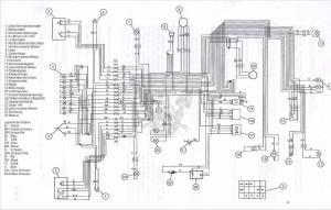 Схема электрооборудования скутеров Beta Arc 50