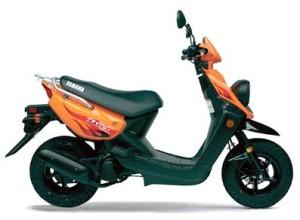 Yamaha BWS (YW100E)