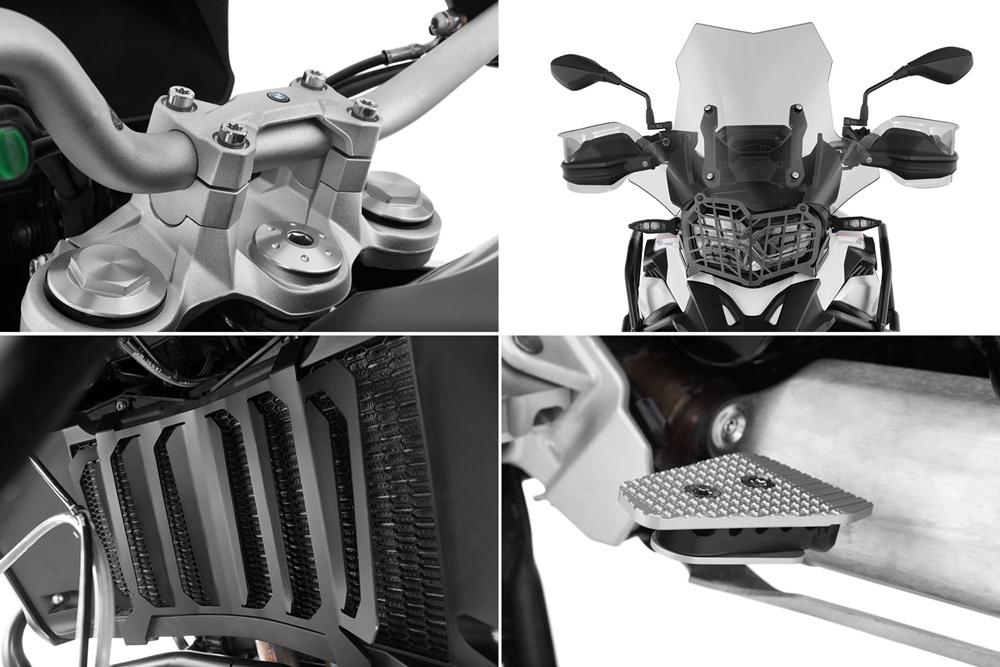 Компания Wunderlich подготовила новые аксессуары для BMW F850GS
