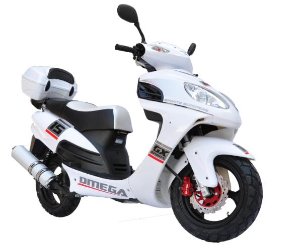 Скутер GX Omega